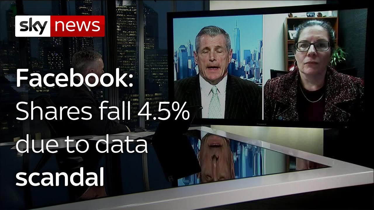 Chief NY Market Strategist: Facebook could face increase regulatory oversight
