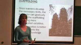 Repeat youtube video Scaffolding as a Teaching Strategy