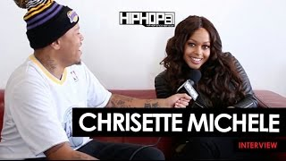 "Chrisette Michele Talks Engagement, Upcoming Album ""Milestone"", Converting To Trap Soul & More"