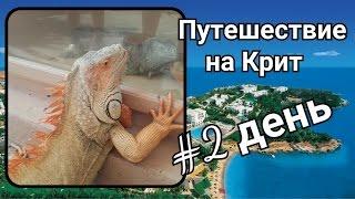 Путешествие на Крит с детьми #2день/ ЖеняВаня(Вот и все! 2 серия готова!!!, 2016-09-30T10:06:06.000Z)