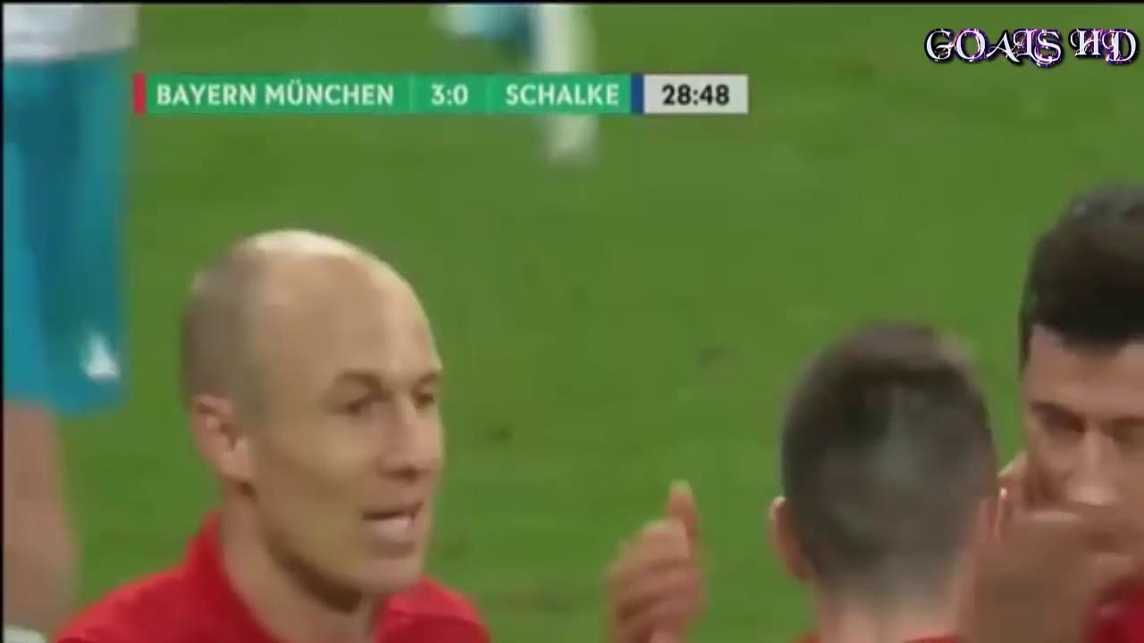 Download Bayern Munich vs Schalke 3 0   Goals & Extended Highlights 01 03 2017 HD