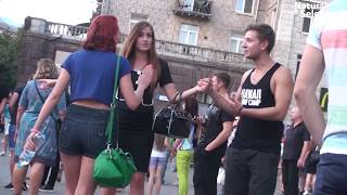 Пикап. Знакомство в Киеве. Natural Selection
