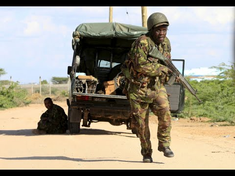 KDF      Kenya Defence Forces