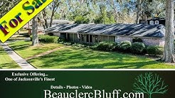 Jacksonville, Fl Real Estate Houses for sale in Beauclerc