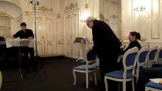 Vaclav Fuka: Miniatura pro solovy kontrabas