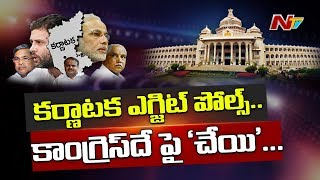 Karnataka Assembly Elections 2018 Exit Poll Results    Exit Poll Survey Results    NTV