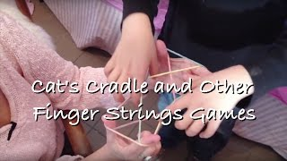 Cat's Cradle And Other Finger Strings Games
