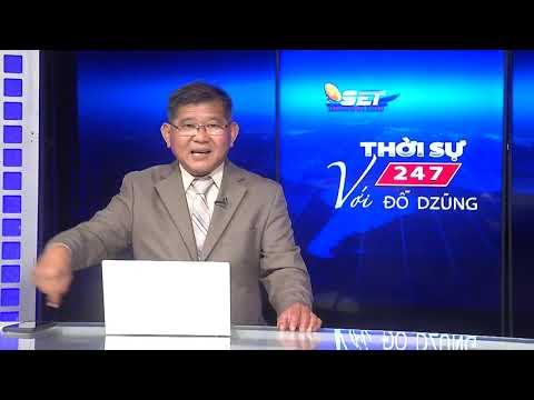 Thời Sự 247 Với Đỗ Dzũng | 07/08/2020 | SETTV www.setchannel.tv