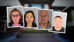 Daycare, senior center owners charged with human trafficking
