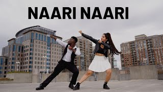 Naari Naari - Made In China |Rajkummar Rao & Mouni Roy |Easy Choreography | Monica Ahuja Ft. Mr. Row