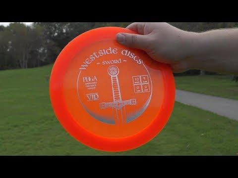 Westiside Discs Sword Review - VIP Plastic
