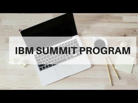 IBM Canada Summit Program - Learn More!