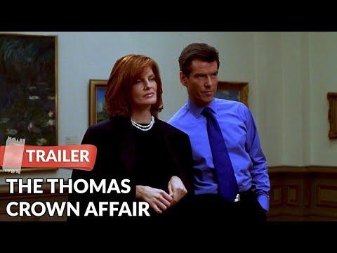 The Thomas Crown Affair 1999 Trailer | Pierce Brosnan | Rene Russo