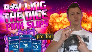 FIFA 15 : ROLL THE DICE - PINK SLIPS #1 - SPANNUNG PUR! [FACECAM]