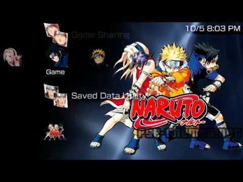 psp themes naruto - 480×360