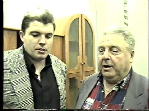 Сергей Азаров и Михаил Танич