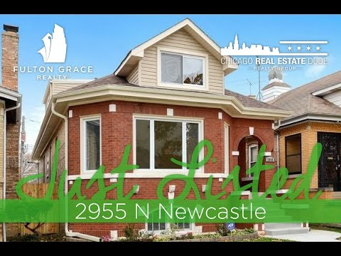 Northside Chicago Bungalow For Sale