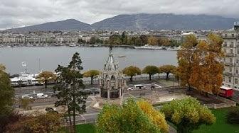 Le Richemond Hotel, Lake Geneva, Geneva, Switzerland