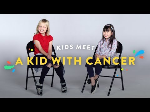 Kids Meet a Kid with Cancer | Kids Meet
