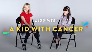 Kids Meet a Kid with Cancer | Kids Meet | HiHo Kids