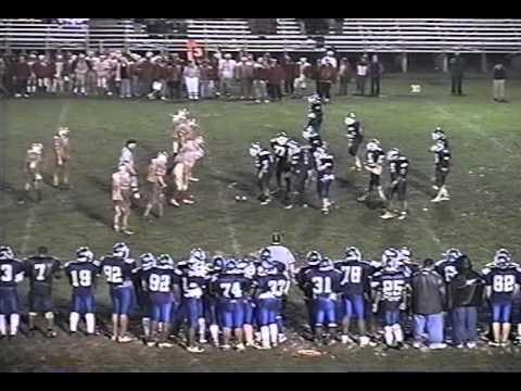 1999 Football vs Upper Dublin: Homecoming Game Part 5