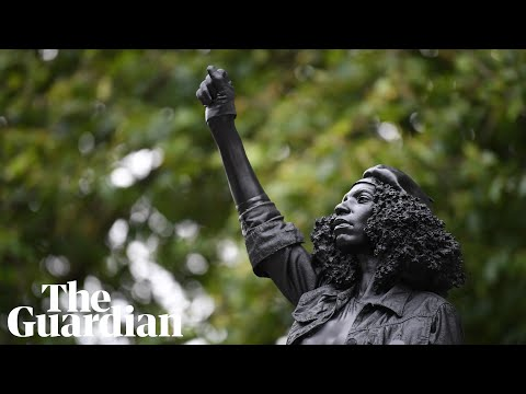 'Iconic': residents react to Black Lives Matter statue replacing Edward Colston in Bristol