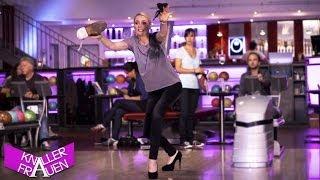 Bowling mit Schwierigkeiten