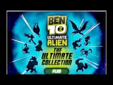 Ben 10 Ultimate Alien The Ultimate Collection OST Ultimate Big Chill