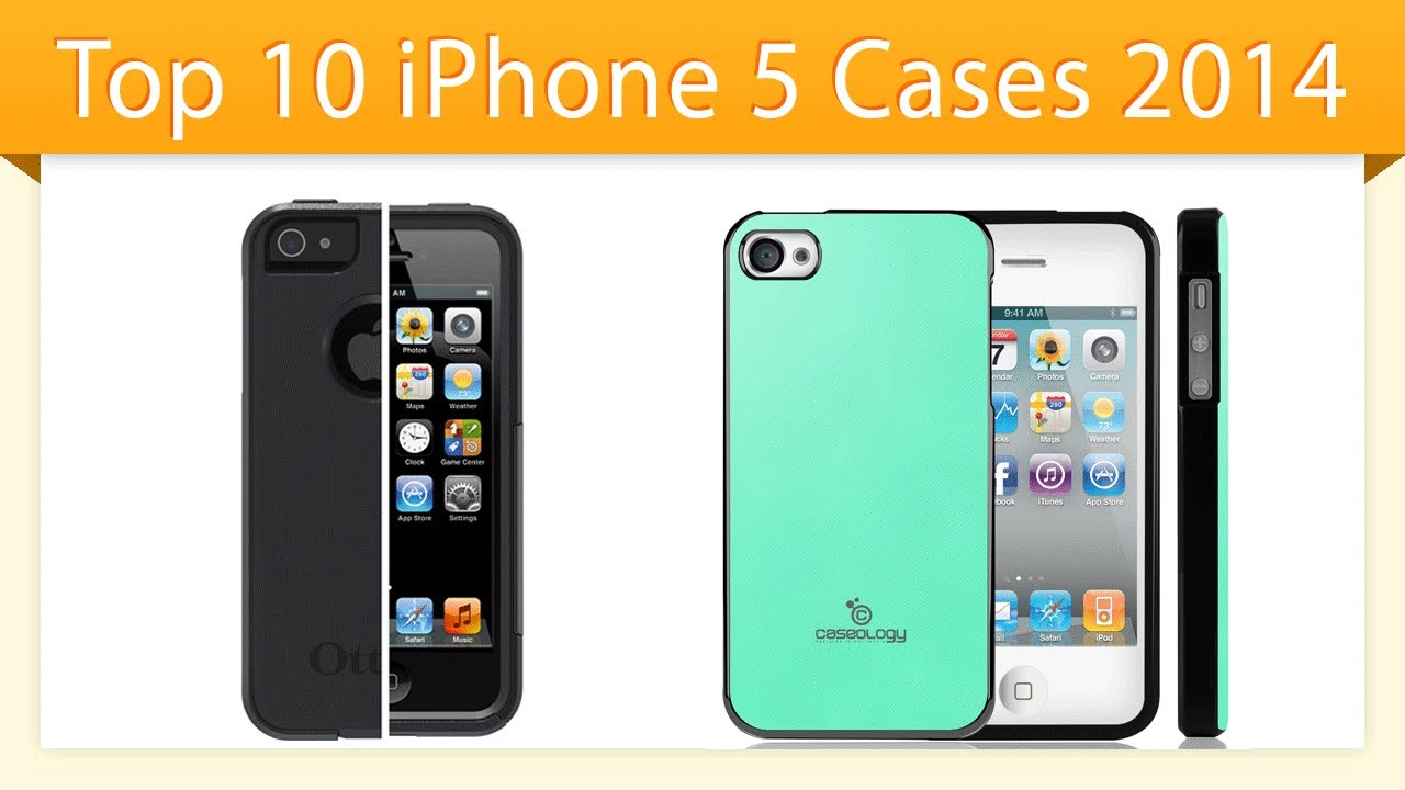 new product a024c 8a18b Top 10 iPhone 5 Cases 2014 | Best iPhone Case Review