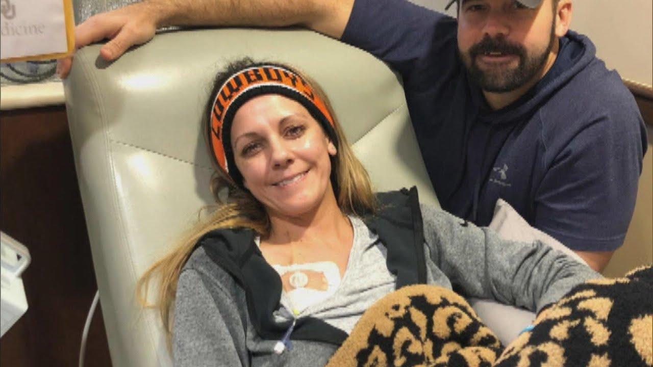 Photo of 33-Year-Old Mother Diagnosed With Lung Cancer Never Smoked