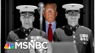 White Supremacist Love Trump's Racist Attack, But He Says He's Not Concerned | The 11th Hour | MSNBC