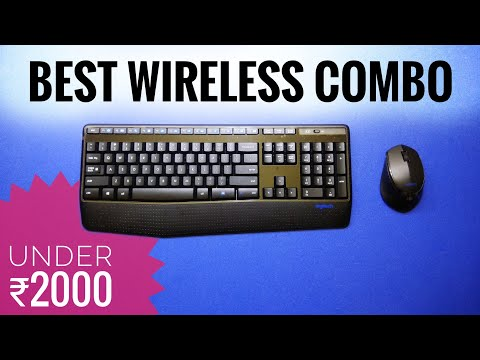 logitech-comfort-mk345-unboxing-&-review-wireless-keyboard-&-mouse-combo