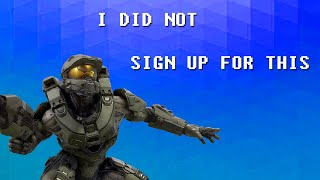Halo: Combat Evolved -The Third Mission Gameplay
