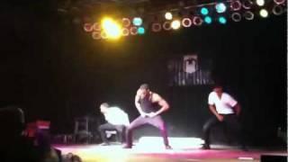 Jason Derulo - In My Head LIVE 2011