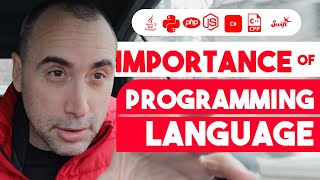 How Important is the Programming Language?