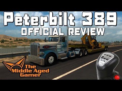 Peterbilt 389 - Official Review - American Truck Simulator