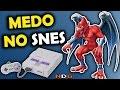 5 games que tocaram o terror no Super Nintendo SNES