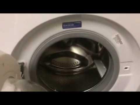 Indesit washing machine review
