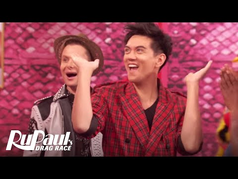 Watch Act 1 of Season 4 Episode 2: Super Girl Groups, Henny | RuPaul's Drag Race All Stars