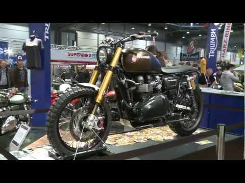 Motorradmesse Leipzig 2013