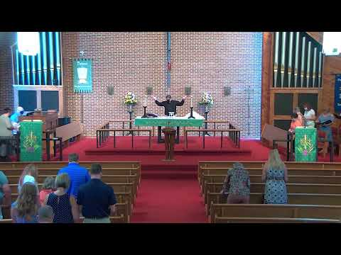 Pisgah Sunday Service - 8/8/2021 - Bread of Life
