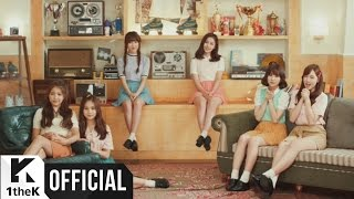 Video [MV] 여자친구(GFRIEND) _ 너 그리고 나 (NAVILLERA) download MP3, 3GP, MP4, WEBM, AVI, FLV Juli 2018