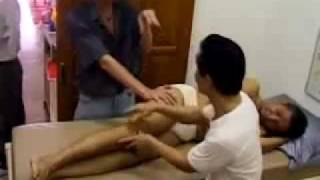 Chinese man with extreme healing powers of Chi - Meditation Power