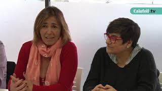 Lliurament del donatiu de 9.722 euros a la Lliga del Càncer de Tarragona