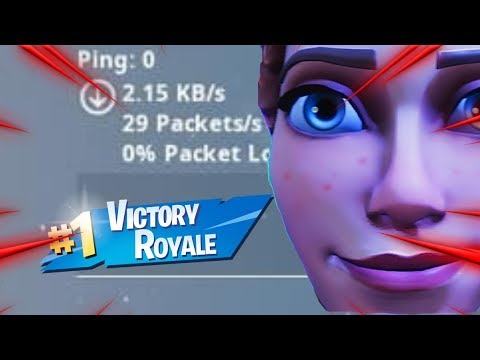 How To Get 0 Ping In Fortnite PS4, Xbox, Pc