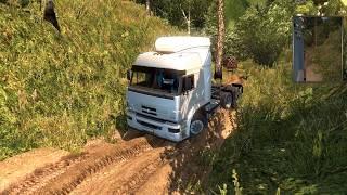 ТАЙНАЯ НЕПРОХОДИМАЯ ДОРОГА В Euro Truck Simulator 2 БАЙКАЛ ШОК!! + ИГРАЕМ НА РУЛЕ!