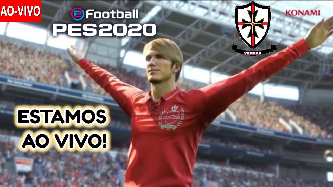 PES 2020! (Ao Vivo) - Semana Nova De myCLUB Com Bilhoes De LEGENDS - myCLUB