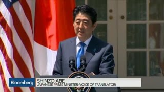 Obama, Abe Confident TPP Will Be Sealed in Coming Months