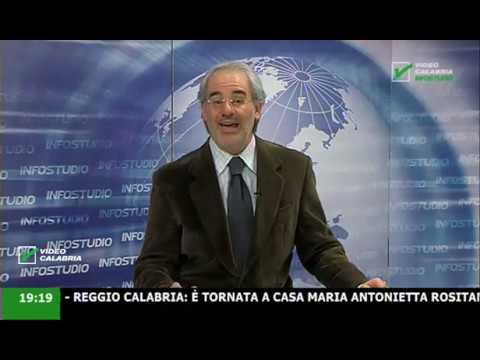 InfoStudio il telegiornale della Calabria notizie e approfondimenti - 25 Marzo 2020 ore 19.15