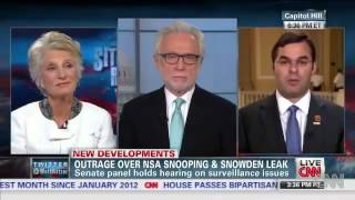 justin amash argues with aipac stooge over nsa spying